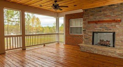 Backyard-Deck